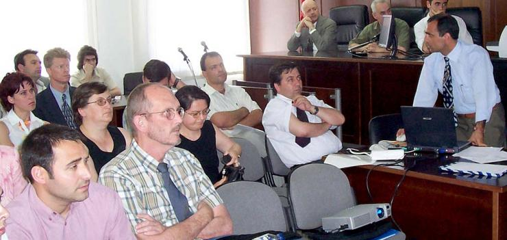 Albania Pilot Court Administration Reform Project (APCARP)