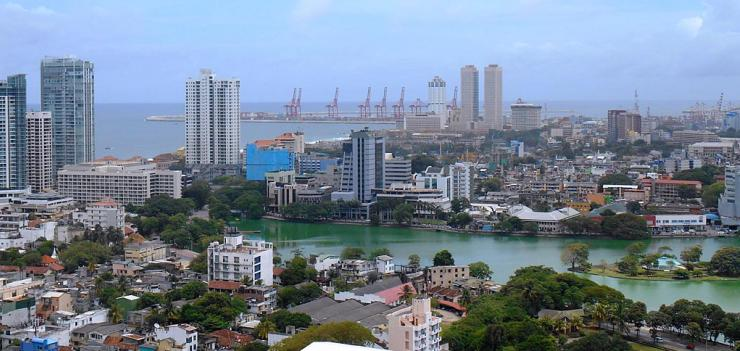 Colombo, Sri Lanka Photo Credit: Anuradha Dullewe Wijeyeratne