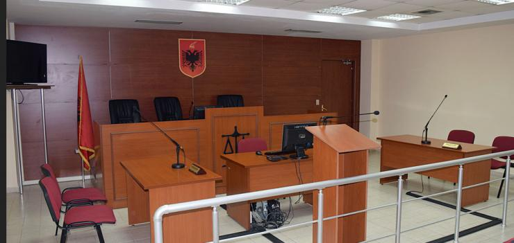 Korca District Court