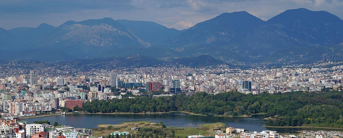 Tirana, photo by Albinfo