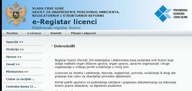 New registry improves transparency through one-stop-access to all relevant information related to licenses