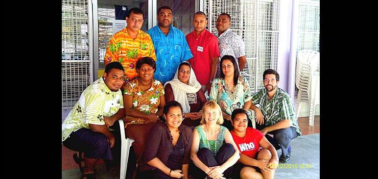 Dialogue Fiji facilitators training, Suva, December 23-17, 2010