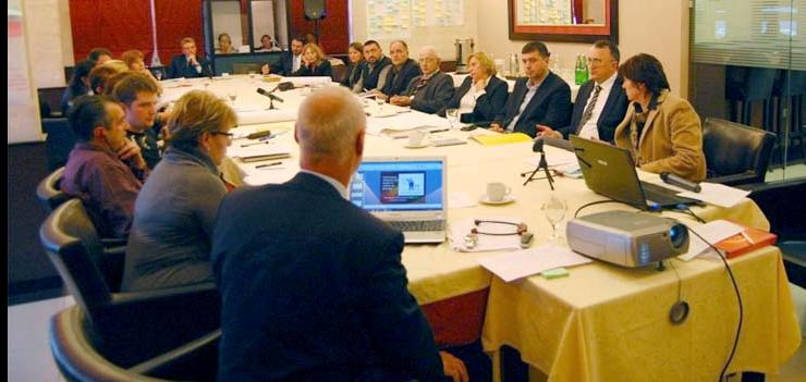 Strategic Planning for Courts Workshop for SPP partner courts, Belgrade November 14-15, 2012