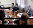 Study tour participants discussed key features for RIA success.