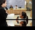 Mock Trial competitions were held as part of PRAJ 2's legal education program.