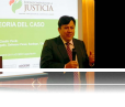 EWMI provided oral litigation training to 61 judicial officers in Guayaquil.