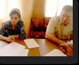 Sevara Ulfanova, a teacher and newly elected CDC member in Ahmedabad village, says that SEDA gave her hope.